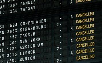 Belgium paralyzed as massive strike cancels all flights, halts public transport