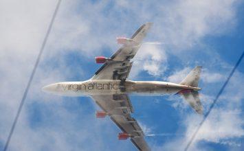 Passenger plane nearly breaks milestone barrier thanks to 'MONSTER TAILWIND'