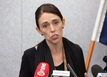New Zealand PM's office received gunman 'manifesto' minutes before massacre
