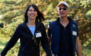 Jeff Bezos still world's richest man after record $35 billion divorce