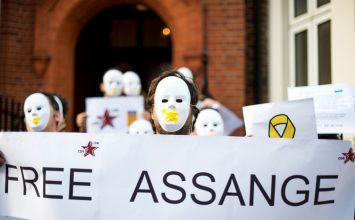 Assange's arrest prompts speculation on possible major data dumps