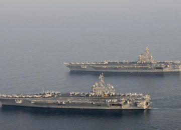 Iran's short-range missile can reach US fleet in Gulf