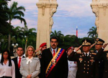 Venezuela foils 'Maduro assassination & military coup' plot