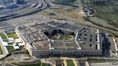 Pentagon laying off 46,000 staff