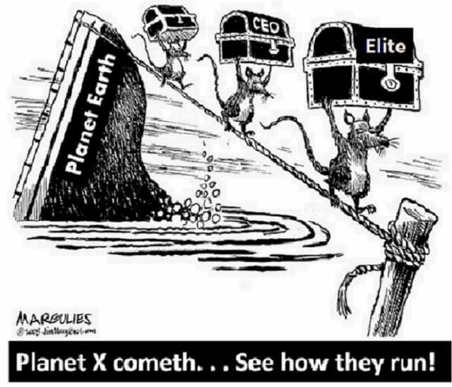 Strange elite exodus: Why so many simultaneous resignations?