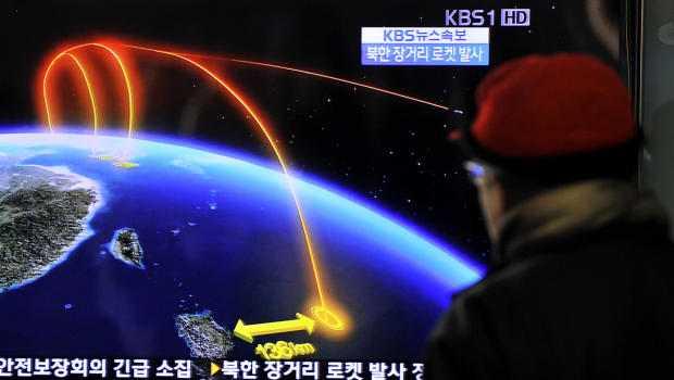 Korean Rocket succeeded in launching an 'Object' Into Orbit