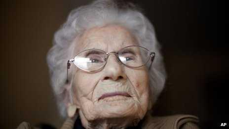 World's 'oldest person' Besse Cooper dies aged 116