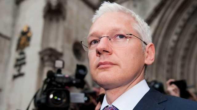 WikiLeaks: Ecuador finds sex claims against Assange 'hilarious'