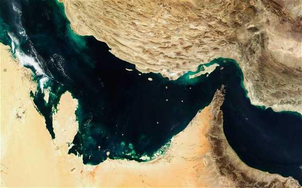 Naval armada converging in the Gulf as Israel prepares Iran strike