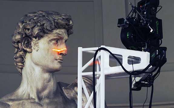 Digital Files and 3D Printining the Renaissance?