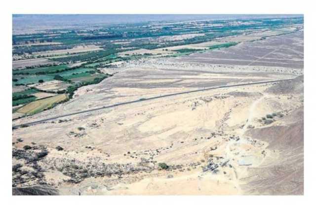 Peru: Heavy machinery destroys Nazca lines