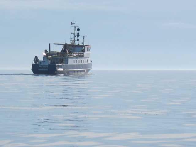 Ocean X Team embarks to the Baltic Sea UFO again