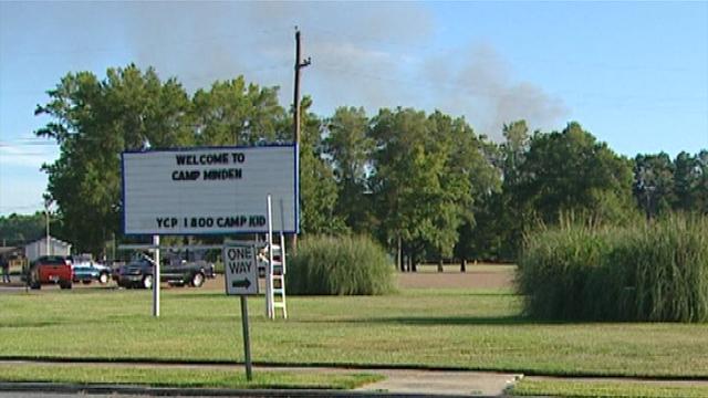 Something Shakes Northwest Louisiana… Bunker Explosion?