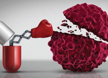 'Trojan horse' drug that attacks tumors from the inside