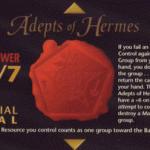 adepts of hermes