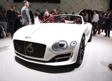 Year 2036: Cars' GPS Systems at the Geneva Motor Acting Strange – LHC?