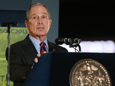 Bloomberg doesn't want marijuana legalized