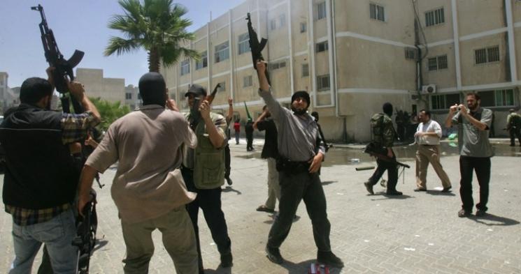 Suit: China Bankrolls Hamas Terror