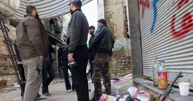 Americans are training Syria rebels in Jordan: Spiegel