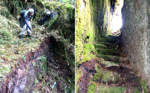 New Inca Trail leading to Machu Picchu Found