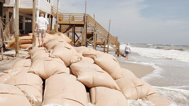 New Law in North Carolina Bans Latest Scientific Predictions of Sea-Level Rise
