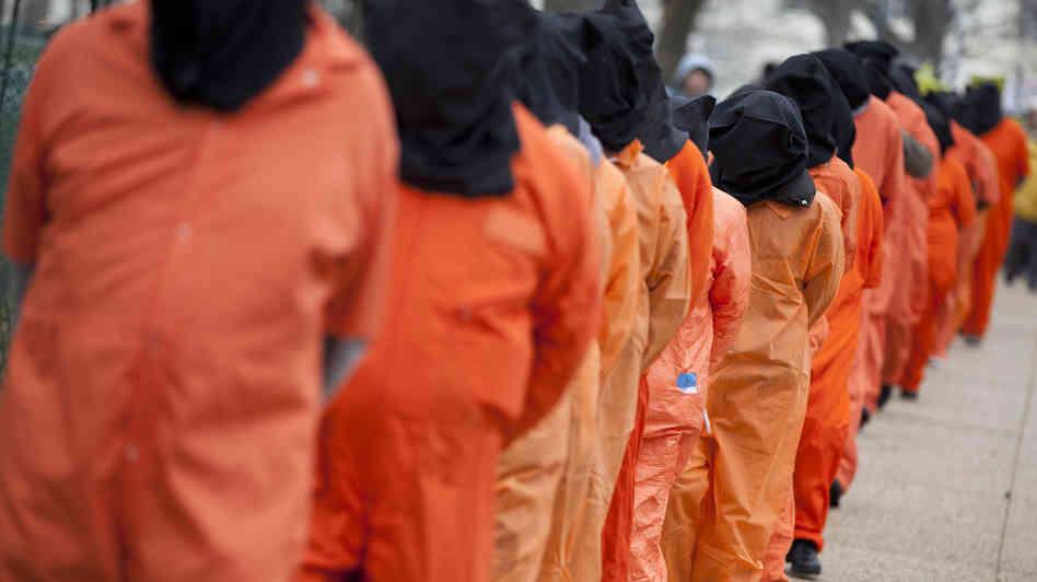 Obama's Promise To Close Guantanamo Prison Falls Short