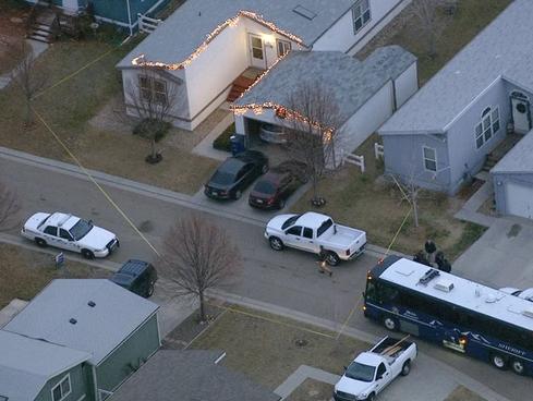 4 Dead In Apparent Murder-Suicide in Colorado