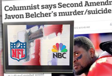 NFL Declares War on 2nd Amendment for Obama