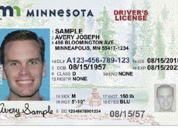 Minnesota House Backs Driver's Licenses For All Bill
