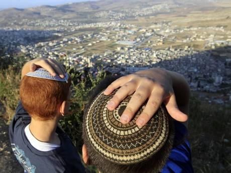 Israeli settlement plans 'threaten two-state solution'