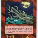 robot sea monster