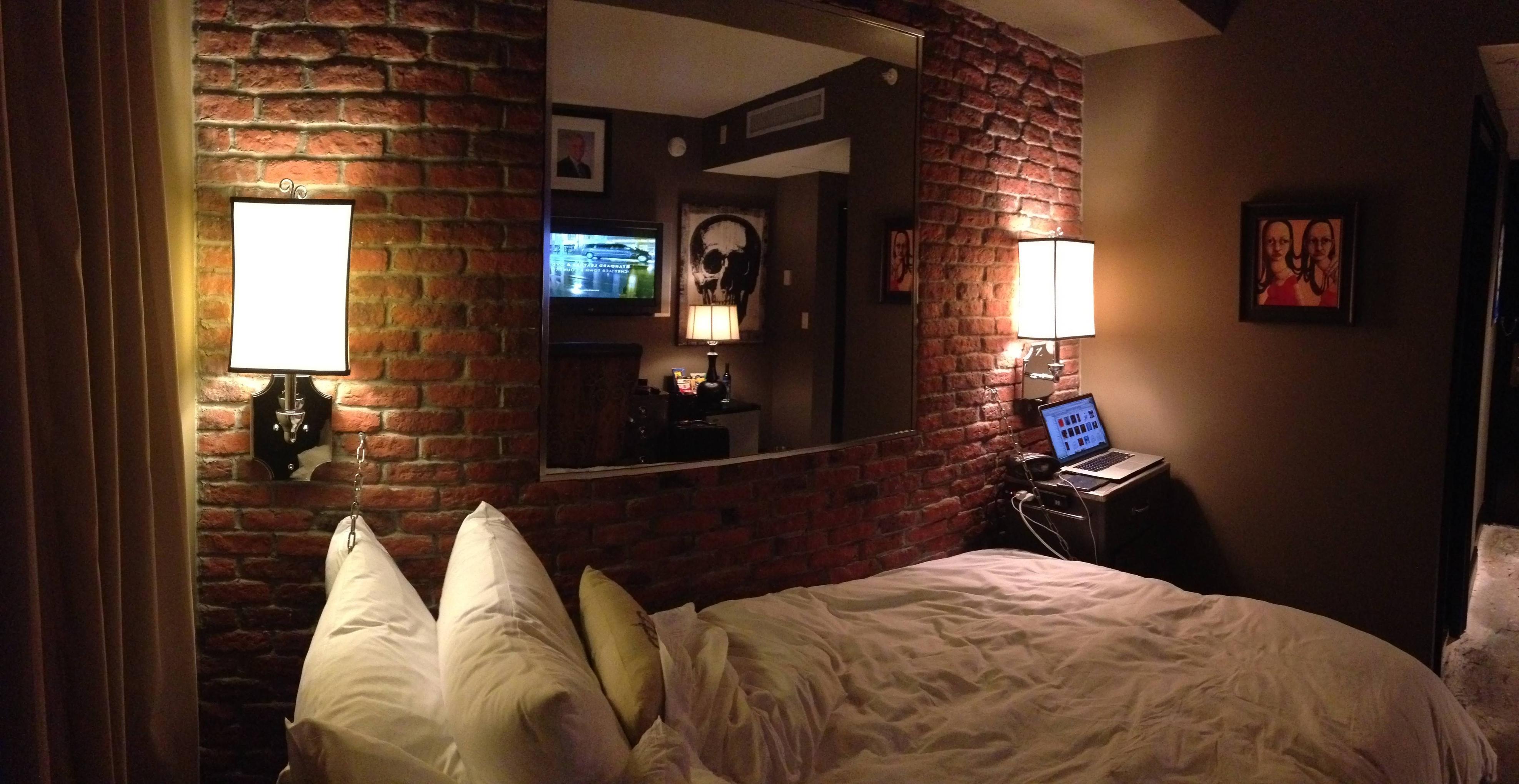 room shot