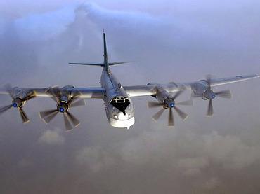 Russian strategic bombers 'spotted' near Guam amid US defense cuts threats