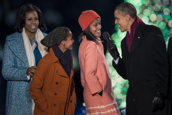 White House Bans Paparazzi Images of Sasha and Malia Obama