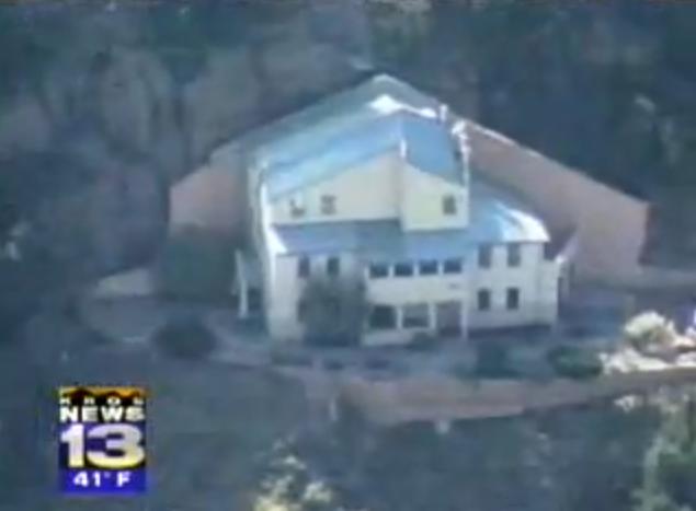 The Church of Scientology's Secret Vaults