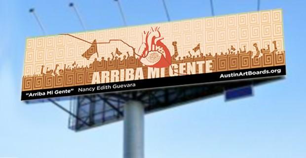 Austin Texas Billboard Urges Hispanics To Revolt