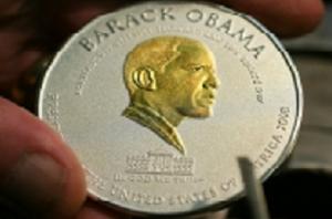 trillion dollar coin w obama face