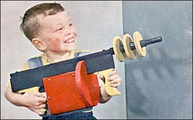 """Pastor Plans """"Buyback"""" Program for Toy Guns"""